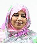 Her Excellency Amira Elfadil Mohammed Elfadil
